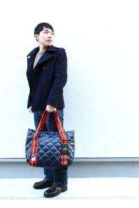 【DOUBLELOOP】JOURNEY BASKET TOTE ダブルループ バスケットート double-baskettote