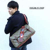 ダブルループ DOUBLELOOP JOURNEY MESSENGER メッセンジャーバッグ double-messenjer