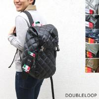 DOUBLELOOP JOURNEY RUCK ダブルループ リュック double-ruck